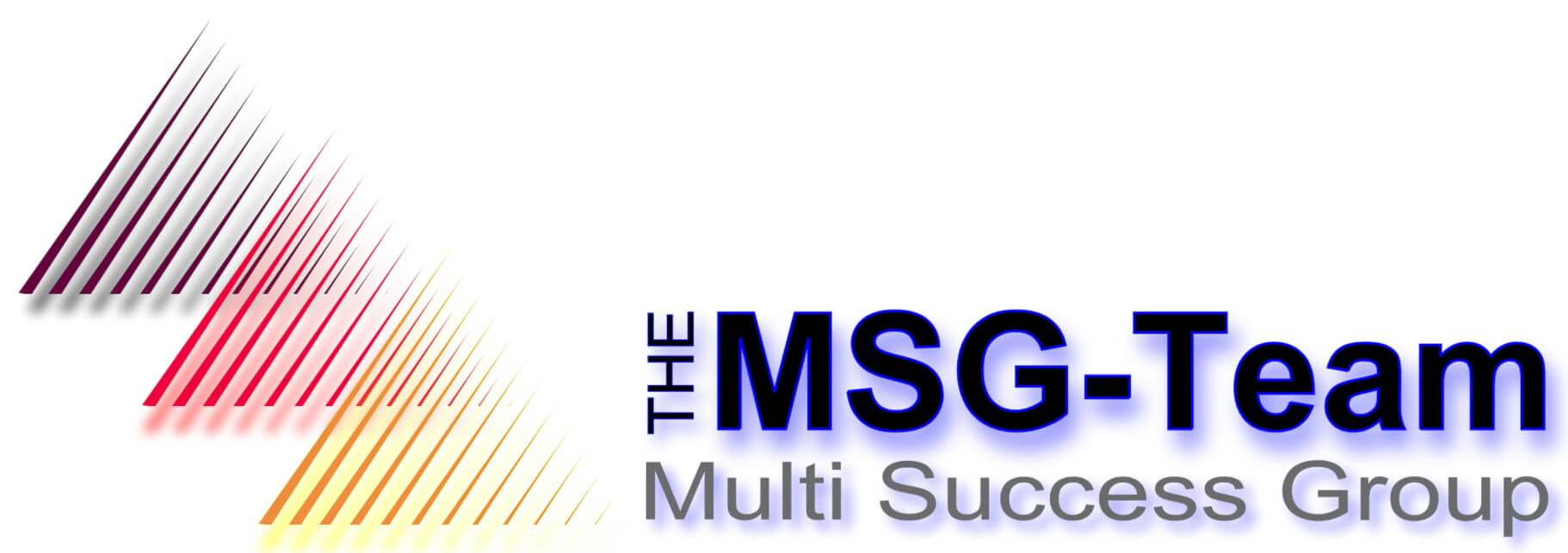 The MSG-Team – Multi Success Group