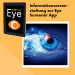 Informationsnachmittag zur Eye Screener App @ Augengesundheitsnetzwerk