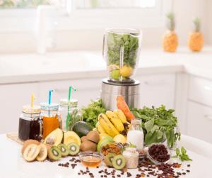 Ernährung und Flüssigkeitshaushalt